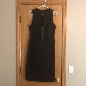 Banana Republic Black pencil dress
